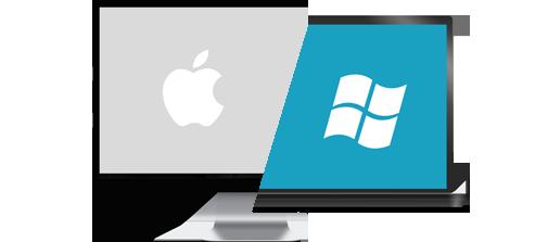 Recuperar archivos en Pc y Mac