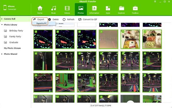 transferir fotos de androides al ordenador