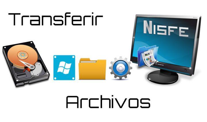 transferir archivos entre dispositivos