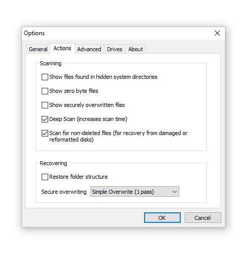 Mejores programas para recuperar archivos borrados de una memoria USB