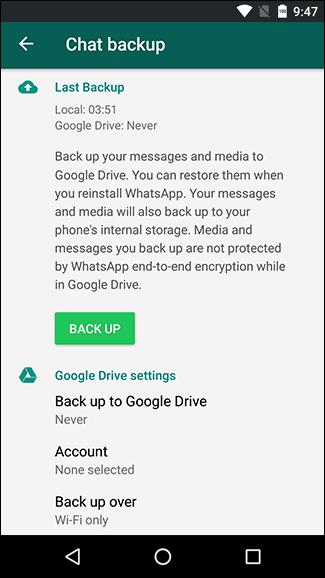 Como recuperar conversaciones de whatsapp borradas por error