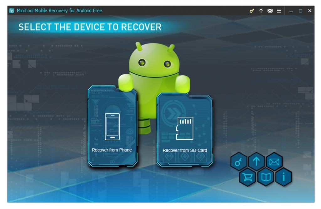 MiniTool Mobile Recovery para Android Opinión